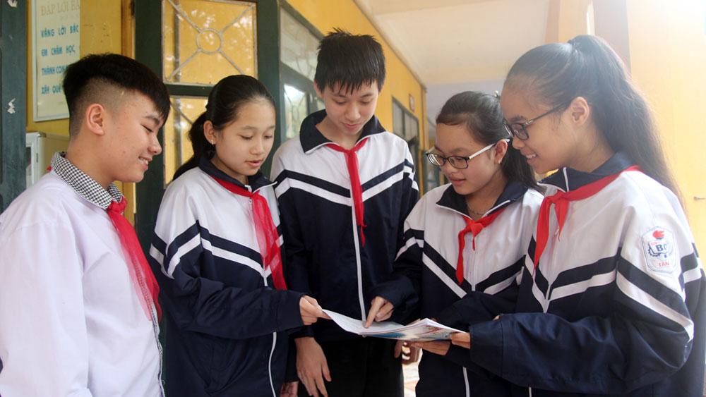 Bắc Giang: Ngày 5 và 6-6 thi tuyển sinh lớp 10 THPT công lập năm học 2018-2019